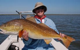 Texas Gulf Coast Red Fish