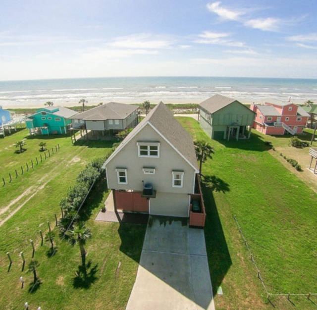 Galveston Tx Beach Vacation Rental