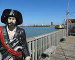 Padre Island Texas Pier 19